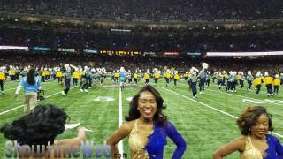 Download Southern Dancing Dolls Halftime Routine - 2016 Bayou Classic Game Video