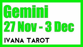 Download 💘 SOMEONE IS SPYING ON YOU Gemini Weekly Tarot Reading Video