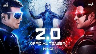 Download 2.0 - Official Teaser [Hindi] | Rajinikanth | Akshay Kumar | A R Rahman | Shankar | Subaskaran Video
