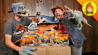 Download Jurassic World: UNBOXED! Video