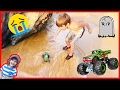 Download 😭Monster Truck Lost at Sea Again!🌊 Video