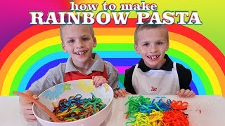 Download Kid Size Cooking: Rainbow Pasta Video