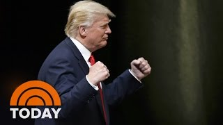 Download Donald Trump Set To Announce Deal To Keep Some Carrier Jobs In Indianapolis | TODAY Video