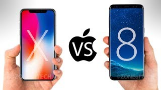 Download iPhone X vs Samsung Galaxy S8 - Which One to Get? Video