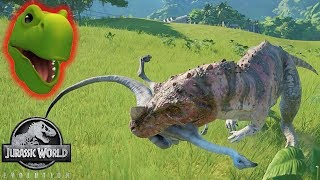 Download CYRUS NOOOO!! DON'T EAT JEFFREY!!!! | Jurassic World Evolution | Fan Choice Friday Video
