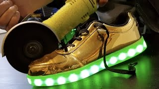 Download What's inside LED Shoes? Video