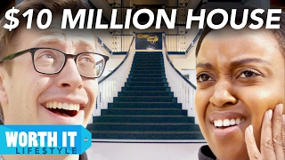 Download $568K House Vs. $10 Million House Video