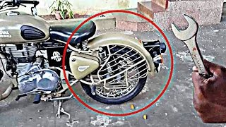 Download HOW to REMOVE back seat of ROYAL ENFIELD classic 350 or 500 EASILY ✓✓✓✓ Video