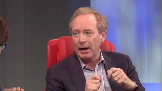 Download Microsoft president Brad Smith | Full interview | 2018 Code Conference Video