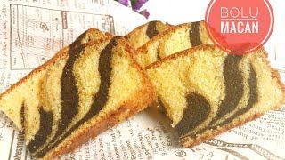 Download BOLU MACAN   Tiger Pattern Cake Video
