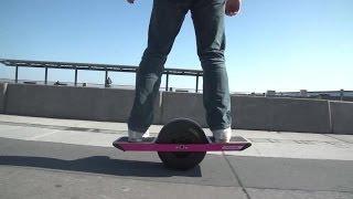 Download Onewheel the Self-Balancing Electric Skateboard Video