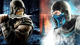 Download The Scorpion and Sub-Zero Story Video