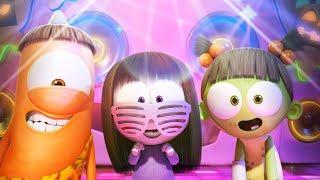 Download Spookiz | Zombie Dance Party | 스푸키즈 | Funny Dancing Cartoons | Music Video for Kids Video