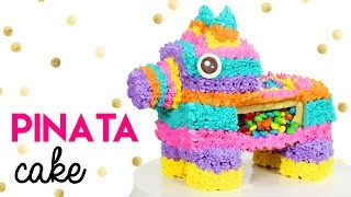 Download How to Make a Pinata Cake! Video