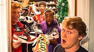 Download WHO HAS THE BEST SNEAKER COLLECTION IN 2HYPE?! Video