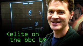 Download Original Elite on the BBC B - Computerphile Video