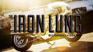 Download ICON 1000 Iron Lung - A Harley Davidson Sportster Custom Video