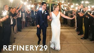Download This Assyrian Lebanese Wedding In Texas Is Stunning | World Wide Wed | Refinery29 Video