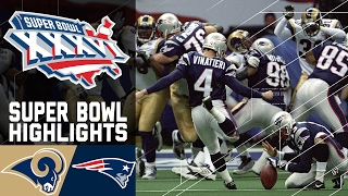 Download Super Bowl XXXVI: Rams vs. Patriots (#3) | Top 10 Upsets | NFL Video