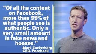 Download Facebook Under Fire for Fake News Stories Video
