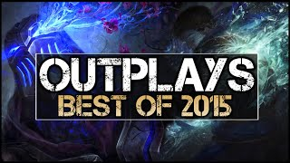 Download Best Outplays of 2015 (League of Legends Pros) Video