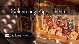Download Celebrating Paper Theater Video