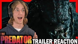 Download The Predator - OFFICIAL Final Trailer Reaction & Review Video