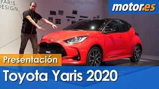 Download Toyota Yaris 2020   Presentación estática   Review new Yaris español Video