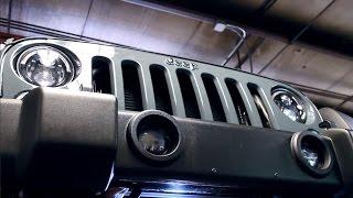 Download Model 6145 J & 6150 J Series - LED Off Road Fog Lights for Jeeps Video