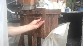 Download My biggest briquette press Video