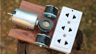 DIY Electronic Free Energy Generator Science Project Self