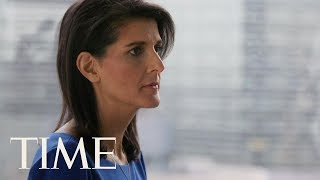 Download Nikki Haley On The Challenges She Faced Before Becoming First Female Indian-American Governor | TIME Video