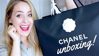 Download CHANEL Handbag Unboxing! | Fleur De Force Video