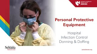 Download Hospital PPE - Infection Control: Donning and Doffing Video