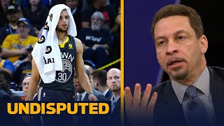 Download Chris Broussard on why the Warriors are not a lock to win the 2018 NBA title | UNDISPUTED Video