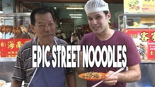 Download Eating the Best Char Koay Teow in Malaysia | Malaysian Street Food Heaven in Penang | Video
