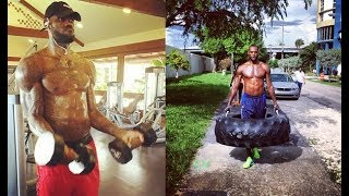 Download Lebron james Hard Workout And Practice 2018 [Real Superhero in Sport World ] Video
