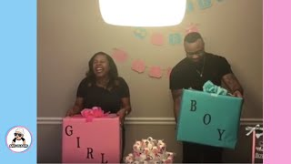 Download pt 2 baby gender reveal compilation º pregnancy baby reveal ideas announcement 2017 Video