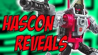 Download Power of the primes Transformers HASCON Reveals (Optimus Primal, Dinobots, Terrorcons, & more) Video