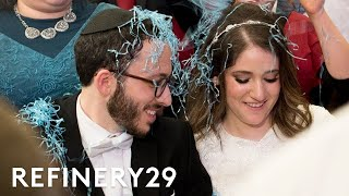 Download The Deep Meaning Behind An Orthodox Jewish Wedding | World Wide Wed | Refinery29 Video