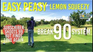 Download How to Break 90 if You Never Have - Subscriber Thinks Golf is Great Again Video
