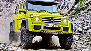 Download 2016 Mercedes G 500 4x4²: G-Class Squared Mercedes SUV 2016 Commercial CARJAM TV HD 2015 Video