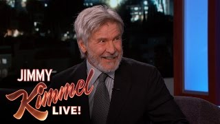 Download Harrison Ford is Excited to Play Indiana Jones Again Video