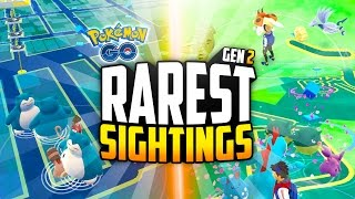 Download Pokemon Go - The TOP 10 LUCKIEST Pokemon Go Sightings! (INSANE Cluster Spawns!) Video