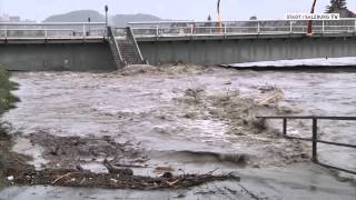 Download Hochwasser Stadt Salzburg 2. 6. 2013 Video