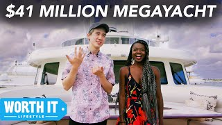 Download $600 Boat Vs. $41 Million Boat Video