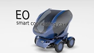 Download EO smart connecting car: Animation Video