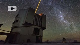 Download A Ground-Based Telescope Better Than Hubble? | Video Video