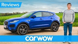 Download Jaguar E-Pace SUV 2019 in-depth review | carwow Reviews Video