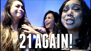 Download TRYING TO ACT 21 AGAIN! - ItsJudysLife Vlogs Video
